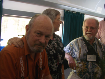 Joe Haldeman y Larry Niven