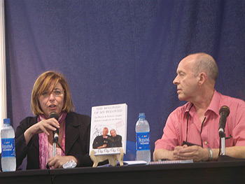 Cristina Macía e Ian Watson