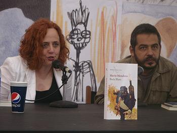 Laura Castañón y Mario Mendoza