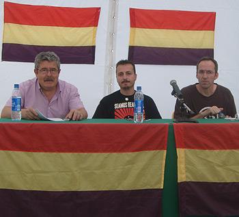 Antonio Romero, Iván y Juan Álvarez