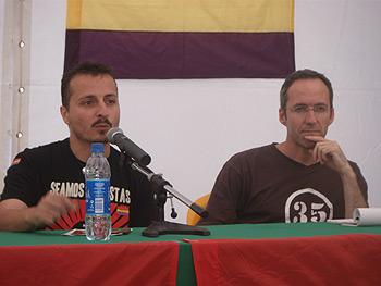 Iván y Juan Álvarez