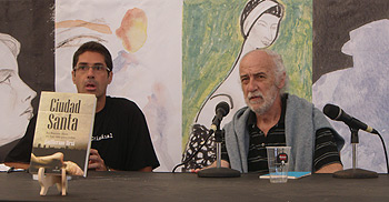 Jesús Lens y Guillermo Orsi