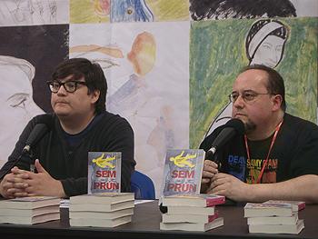 Miguel Cane y Germán Menéndez homenajean a Jorge Semprún