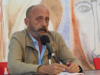 José Palazón (Foto: Angie Álvarez)