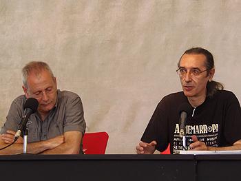 Ángel de la Calle y José Luis Paraja clausuran la 26ª Semana Negra