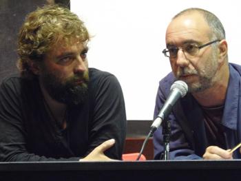 Alejandro Zapico y Rubén Vega