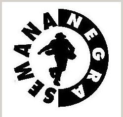 Logotipo de la Semana Negra