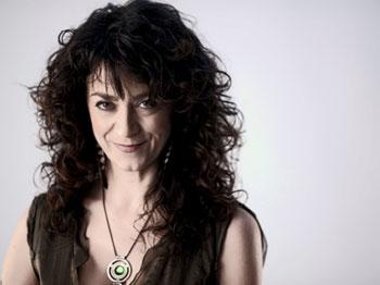 Carmen París en una foto de archivo