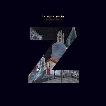 Portada del disco La Zona Sucia que presenta en el concierto