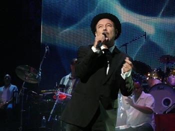 Rubén Blades en una foto de archivo