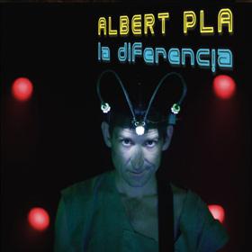 Portada de La diferencia, el último disco de Albert Pla