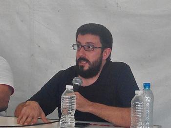 Toni, de la RSP de Valencia. (Foto: Toni Gutiérrez)