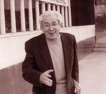 Marcelino Camacho en una instantánea de archivo