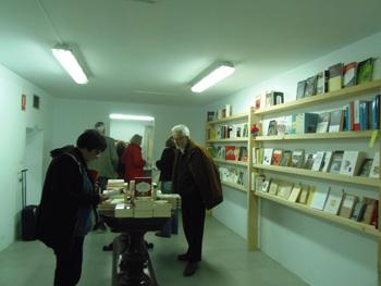 La librería Dalcó (Fotografía: Toni Gutiérrez)