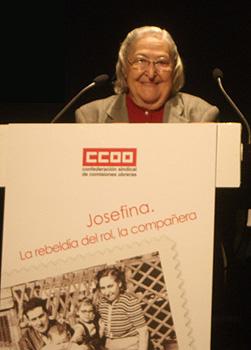 Josefina Samper (Foto: Toni Gutiérrez)