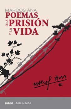 Portada del libro de Marcos Ana Poemas de la prisión y la vida