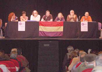 17.04.2010 Asamblea de la Plataforma Cultura, Progreso y República (Foto: Ángela Suárez)