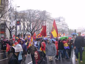 17.04.2010 Manifestación por la 3ª República de Madrid (Foto: Javi Álvarez)