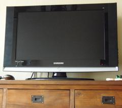 Mi televisor de ahora