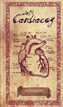 Portada del disco de Los Cardiacos Integral  30 aniversario (1979-2009)