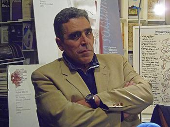 Alejandro M. Gallo (Foto: Toni Gutiérrez)