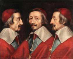 Armand Du Plessis, Cardenal de Richelieu