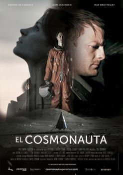 Cartel del largometraje El cosmonauta