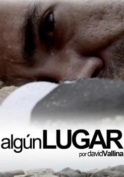 Cartel del cortometraje Algún Lugar