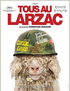 Cartel de la película Tous au Larzac