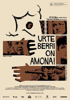 Cartel de la película Urte berri on, amona!