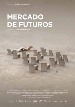 Cartel del largometraje Mercado de Futuros