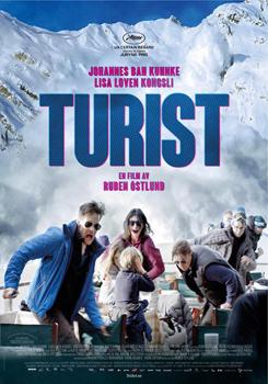 Cartel del largometraje Turist