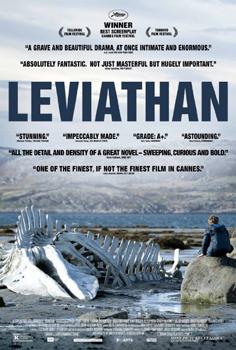Cartel del largometraje Leviathan