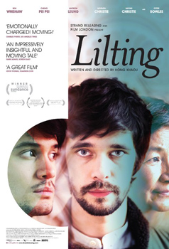 Cartel del largometraje Lilting