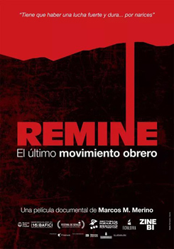 Cartel del largometraje Remine