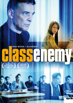 Cartel del largometraje Class enemy