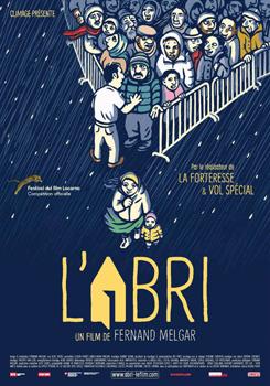 Cartel del largometraje L'abri
