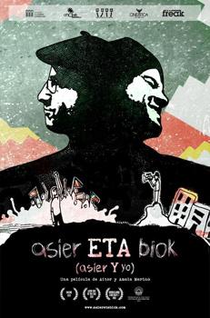 Cartel de la película Asier eta biok