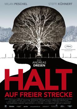 Cartel de la película Halt auf freier Strecke