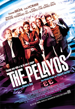 Cartel de la película The Pelayos