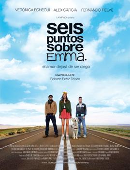 Cartel de la película Seis puntos sobre Emma