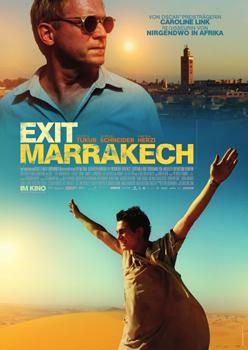 Cartel de la película Exit Marrakech