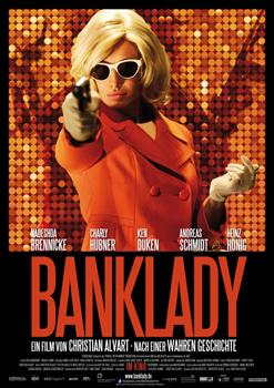 Cartel de la película Banklady