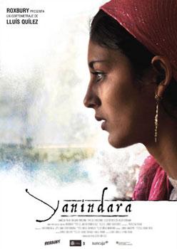 Cartel del cortometraje Yanindara