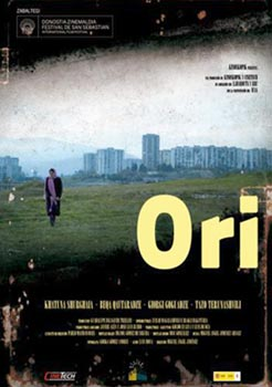 Cartel del largometraje Ori