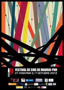 Cartel de 21 edición del Festival de Cine de Madrid - Plataforma de Nuevos Realizadores