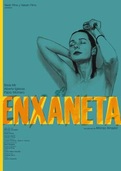 Cartel de la película Enxaneta