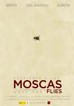 Cartel del cortometraje Despierta a las moscas