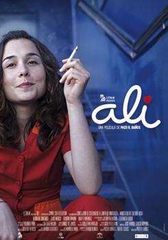 Cartel de la película Ali