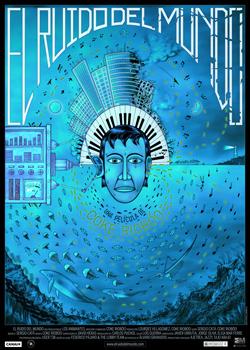 Cartel de la película El ruido del mundo